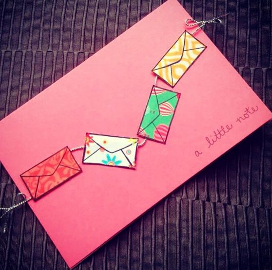 Nice Envelope Made By Www Instagram Com Envelope Art More