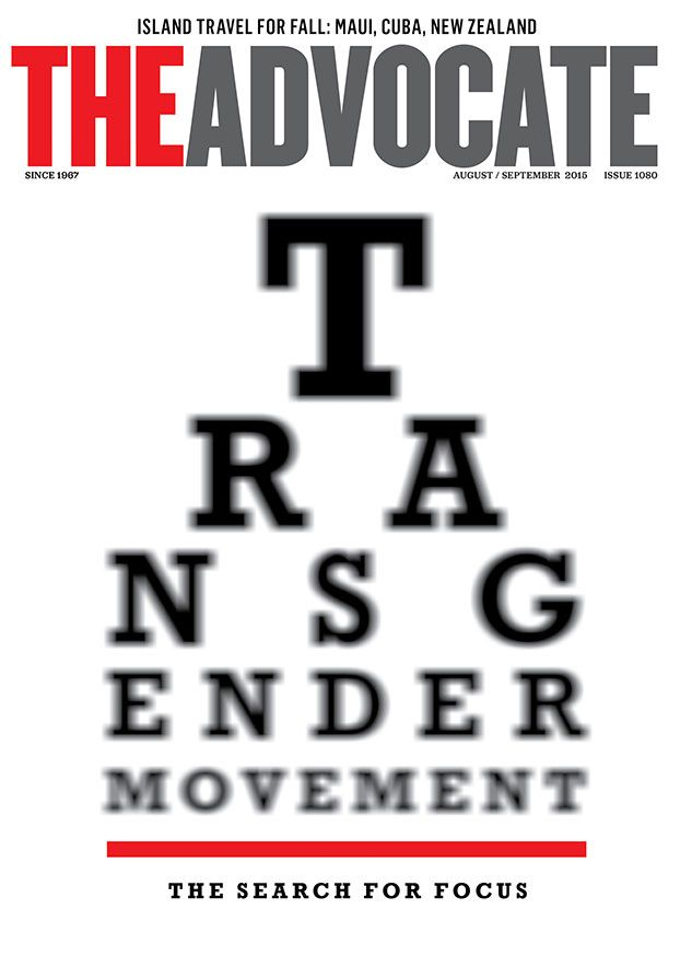 What Trans Movement? | Advocate.com