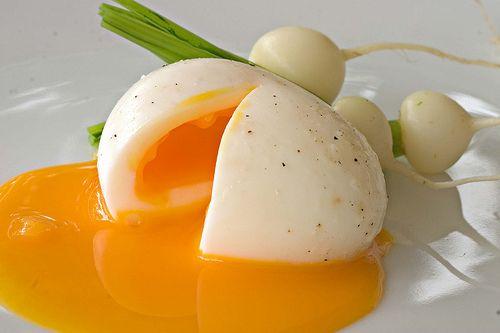 Astuce cuisson de l'oeuf mollet