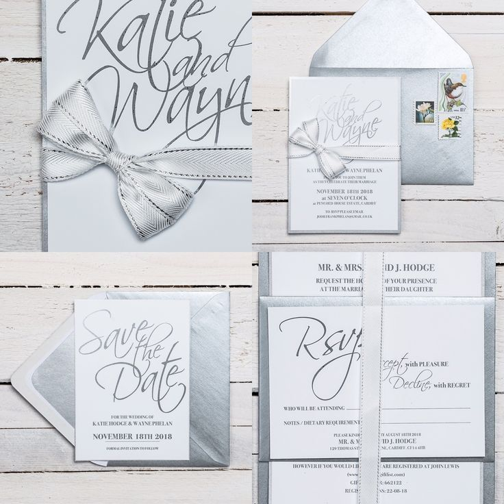 FANCY HAND FOILING Wedding Stationery Collection. Available in ANY COLOUR! Nothing but metallics foiled onto luxurious paper, calligraphy scrawled names with time-honoured wording. Perfect for a prestige, traditional occasion. If you have any questions or to find out about the available products in this collection and their prices, please visit the website.