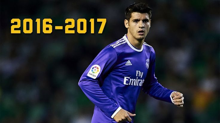 Alvaro Morata 2016-17 ● New Beginning ● Goals/Skills/Assists || HD