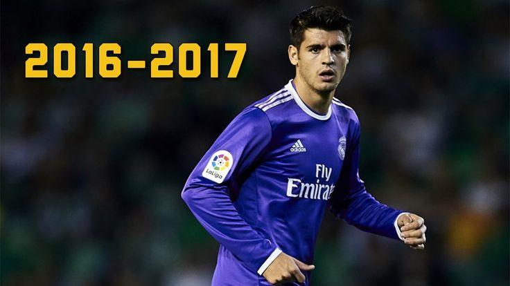 Alvaro Morata 2016-17 ● New Beginning ● Goals/Skills/Assists    HD