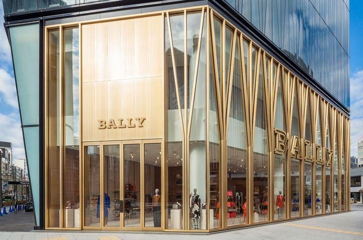 Bally Ginza Flagship Store
