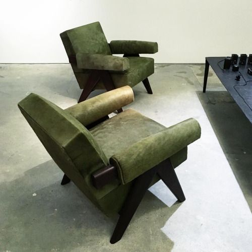 #PIERREJEANNERET ALL DAY #ERRDAY