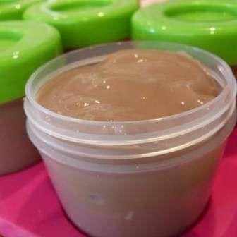 Milo yoghurt/custard