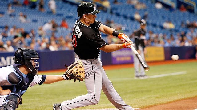 #MLB: J.T. Realmuto fue Jugador de la Semana en la Liga Nacional