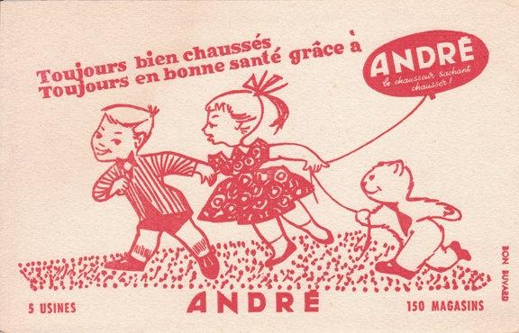 """French Vintage Ad - blotting paper """" Buvard """". $25.00, via Etsy."""