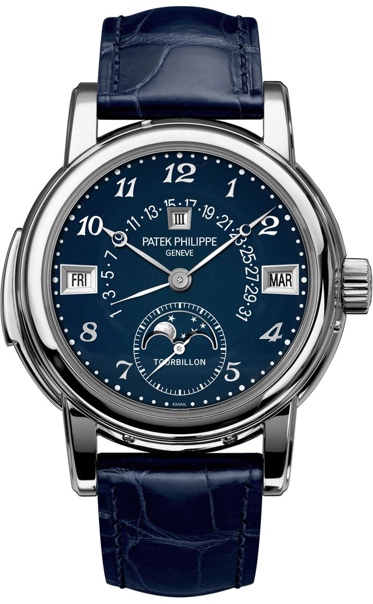 Brad Pitt, spent more than $7 million on a single timepiece: a one-of-a-kind Patek Philippe wristwatch.