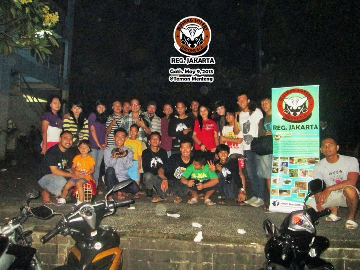 Pict By FB @Luwakindo (Musang Lovers Indonesia)