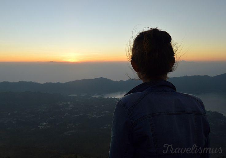 Night trekking - Volcano Gunung Batur (1 717 m), Bali