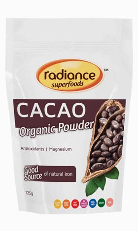 Superfoods Cacao Organic Powder