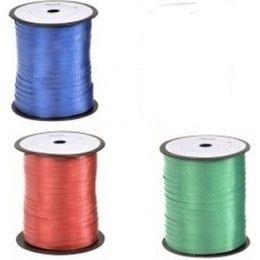 Cinta Rizar 5 mm, ideal para decorar regalos de invitados. Cada rollo contiene 500 mts. http://www.ilvo.es/es/product/cinta-regalo-rizado