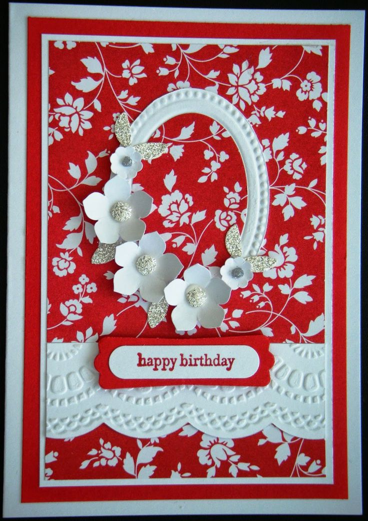 194 best Stampinu0027 Up DSP Card Ideas images on Pinterest Paper - fresh example invitation card happy birthday
