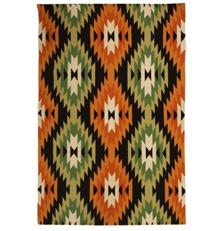 Jazelle Wool Rug 160 x 230 matt blatt $495