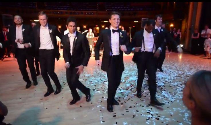 Professional Dancers Grooms Dance Goes Viral Kirk