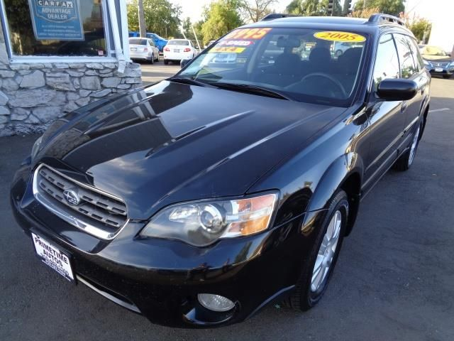 #HellaBargain 2005 Subaru Outback 2.5i - All Wheel Drive*5 Speed Manual* 5 Speed Manual Sacramento: $6,995.00  www.hellabargain.com