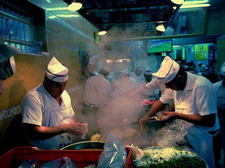 Tacos El Borrego Viudo Ciudad de Mexico