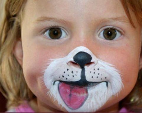 #kids #facepainting #facepaint