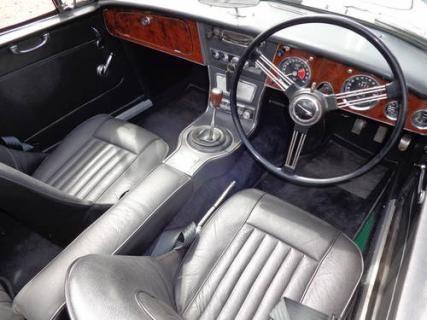 Austin Healy 3000 MKIII PH 2 BJ8  #VCI #vintagecars #classiccars