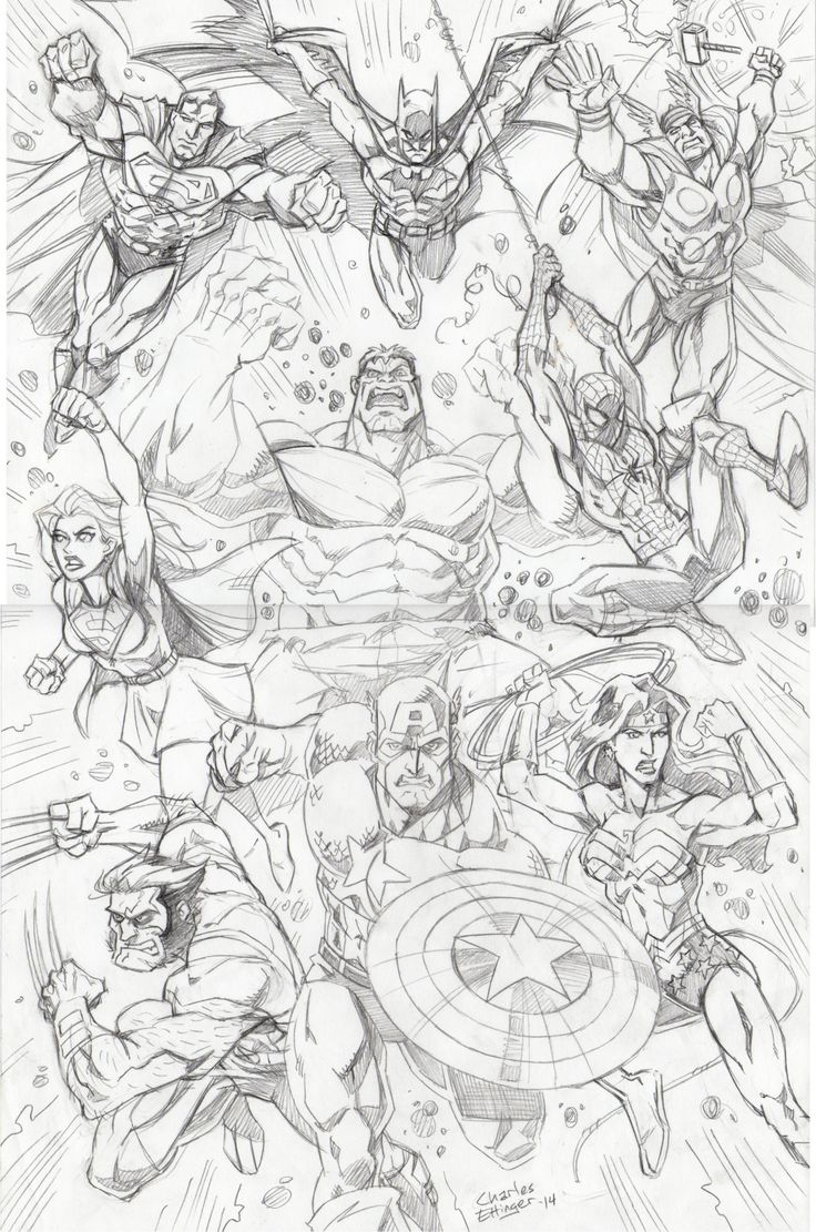 11 X 17mission Pencils Will Post Inks And Colors