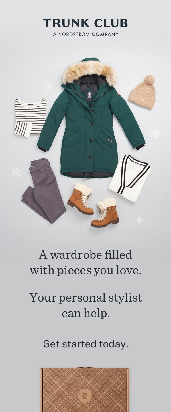 Trunk Club makes shopping simple. Get started today and be paired with your own personal stylist.