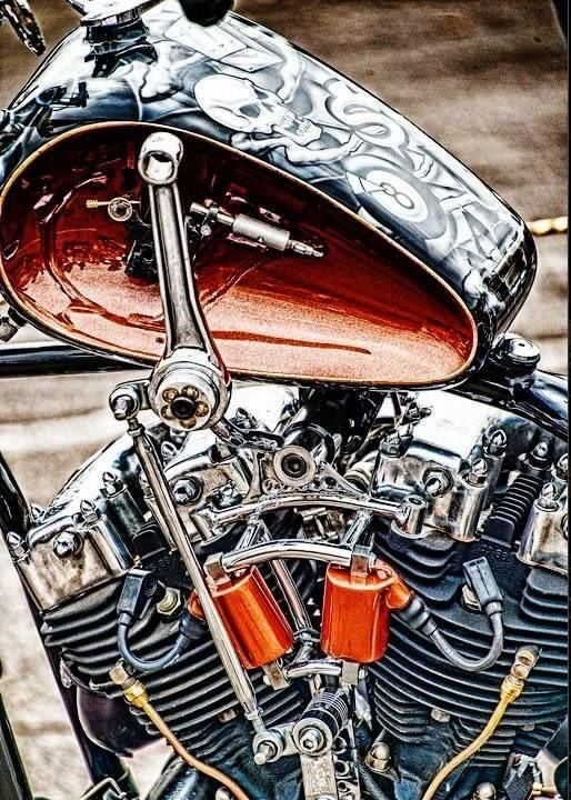.I could rig this. Just weld a bracket to the frame under the tank and add heim joints and run it down to another heim joint off the shift linkage!!! This would make shifting easier than the hand shifter I have now!!!!!