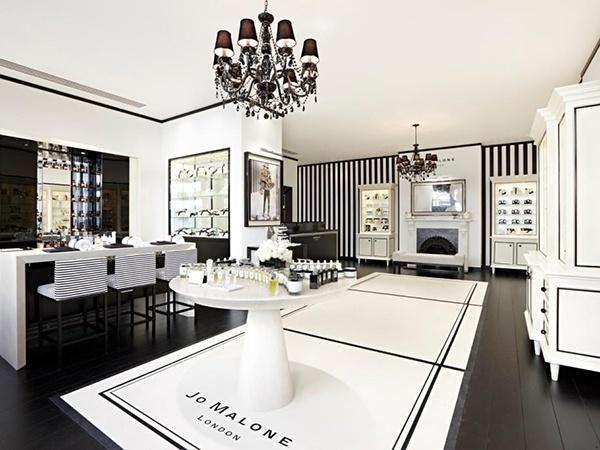 Jo malone london covent garden boutique jo malone for Interior stylist london