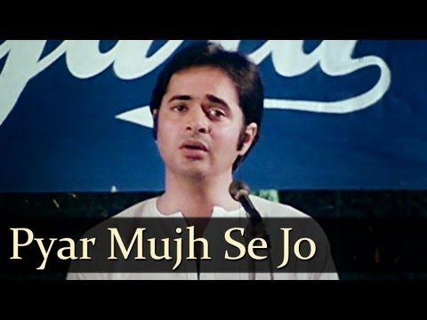 Pyar Mujh Se Jo Kiya Tumne - Deepti Naval - Farooque Sheikh - Saath Saath - Jagjit Singh - Ghazals - YouTube