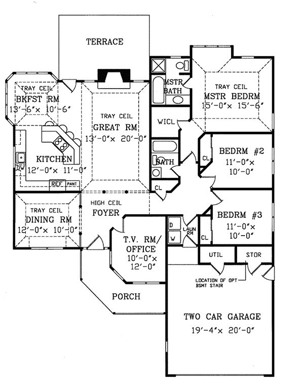 606 best house plans to show mom images on pinterest | house floor