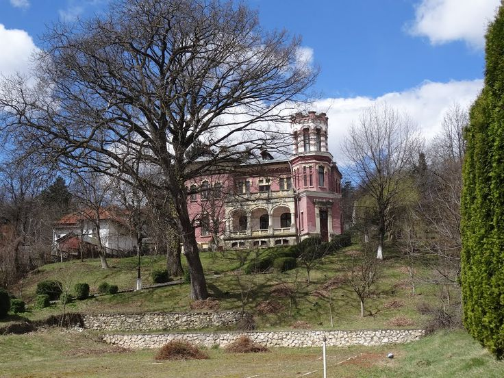 Casa familiei Mirea din Câmpulung