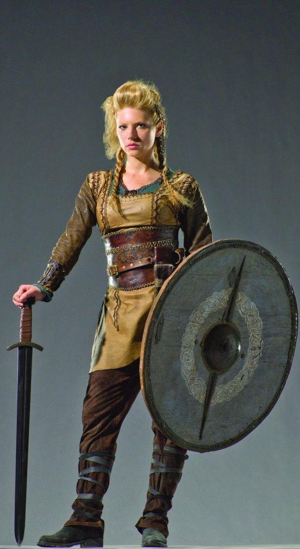 She is sooo going to be an inspiration for Ciara! Love Lagertha!