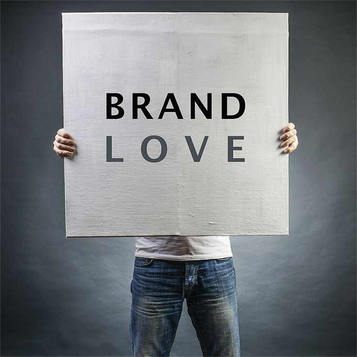 WE LOVE BRANDS.: markenpionier