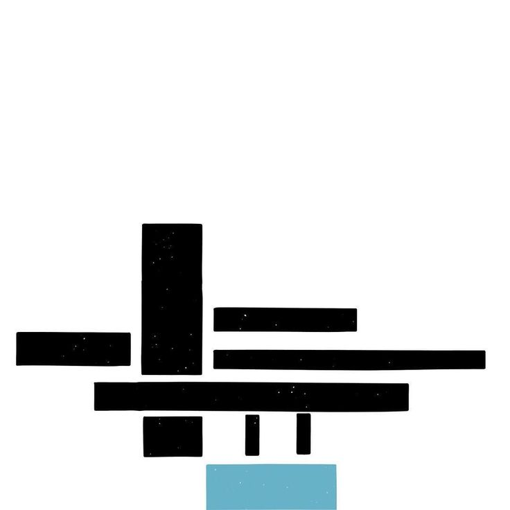 Minimal Monster - Fallingwater - Final drawing of the series - New Post  If you haven't seen previous posts go dig them out.