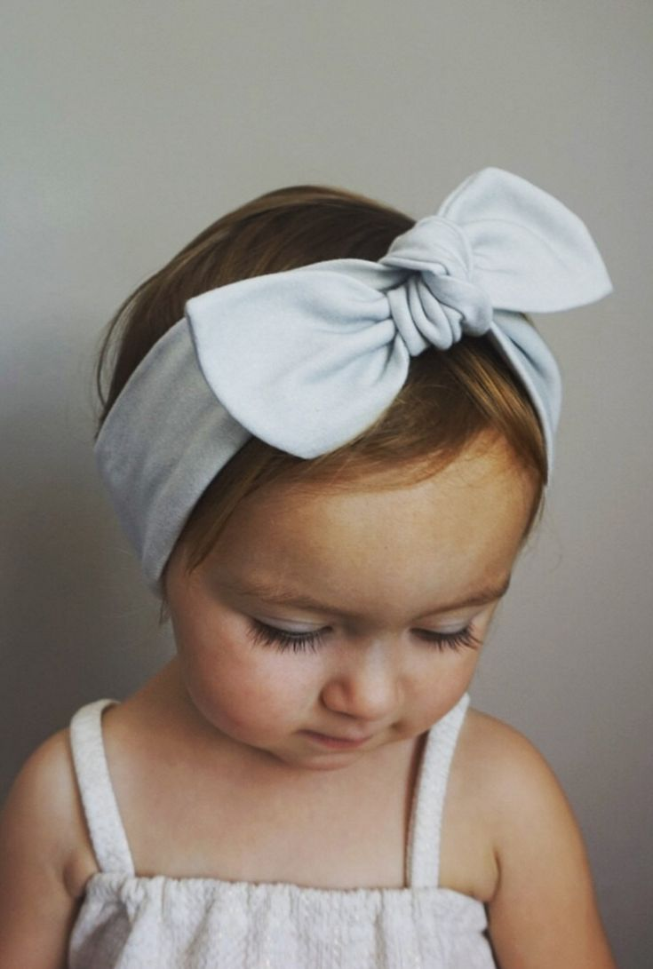 Organic Baby Headwrap by Rugbelly on Etsy