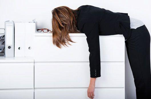 Ramener du travail à la maison nuit à la santé