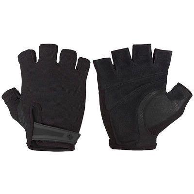 Harbinger 155 Power Weight Lifting Gloves - Medium