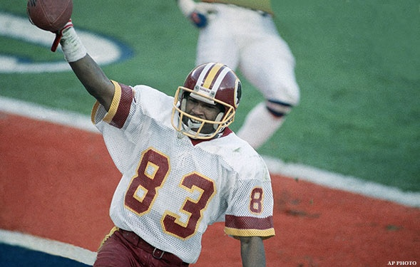 Super Bowl XXII - Washington Redskins 42 - Denver Broncos 10. One of the best five minutes of my life watching the Washington Redskins score 35 points in 5 minutes! HAIL TO THE REDSKINS!