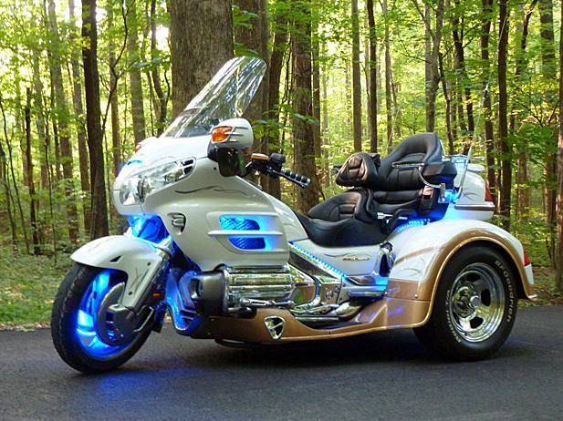 Harley Davidson: 78+ Images About GoldWing Motorcycles On Pinterest