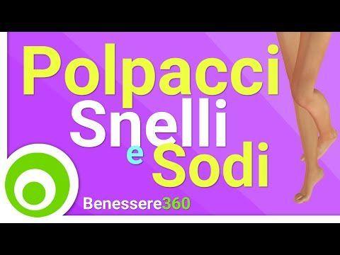 Polpacci Snelli e Sodi - Esercizi per Donne - YouTube