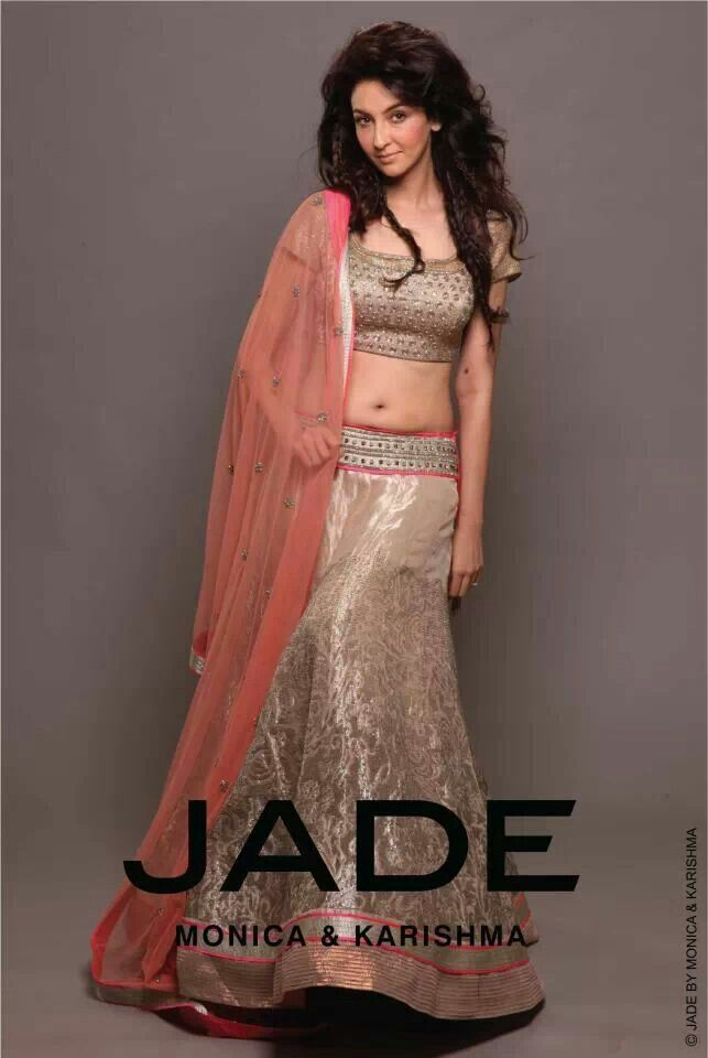Indian fashion at its best - Jade Innana by Monica & Karishma