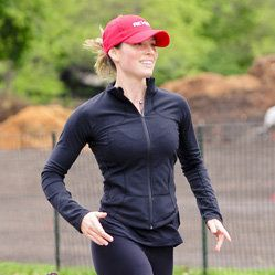 5 Things I Wish I Knew Before I Started Running - the one that I wish someone would have told me is that there is a wall you break through and then running is like floating on air. When that happened I didn't want to STOP running. - anne davis