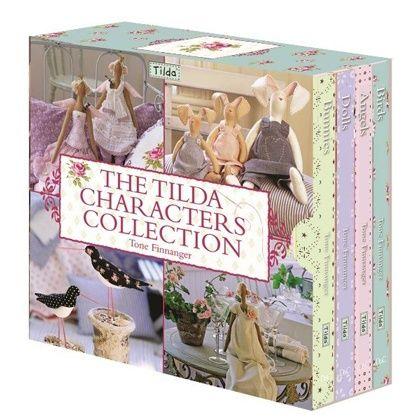 Tilda Characters Collection de Tone Finnanger - Libros y revistas ...