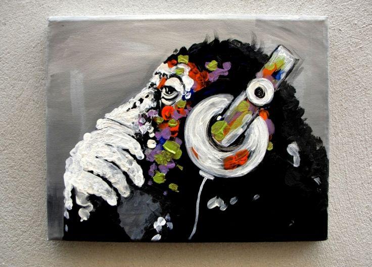 "Tablou ""Music"""