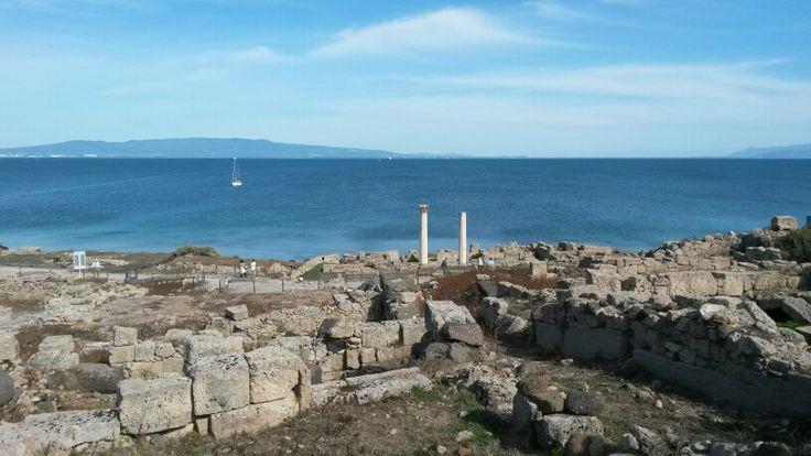 #Tharros #Oristano #Sardegna #maperti14