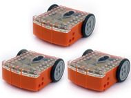 Edison Robot - affordable educational robots for everyone. Invent with Edison - Lego compatible. Free Edware graphical programming software amkes programming Edison a breeze.