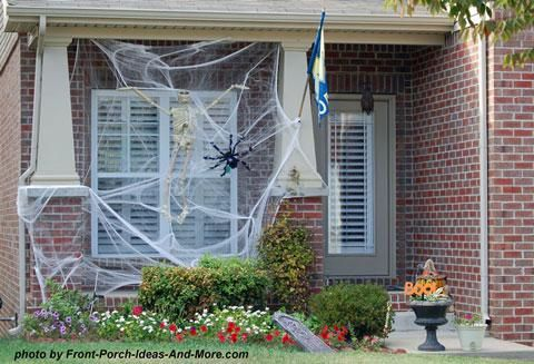Halloween decorations : IDEAS & INSPIRATIONS Outdoor Halloween Decorations