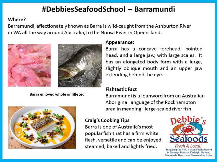 #Barramundi which is currently in season. #EatMoreFish