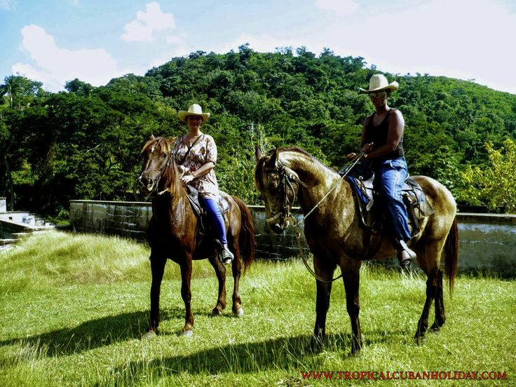 www.tropicalcubanholiday.com horse riding tour Sierra Maestra Santiago de Cuba transport