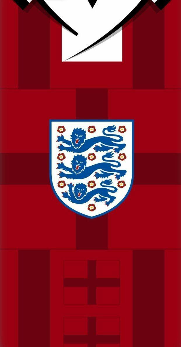 1998 England World Cup Away Shirt In 2020 England Football Team England National Football Team Football Wallpaper