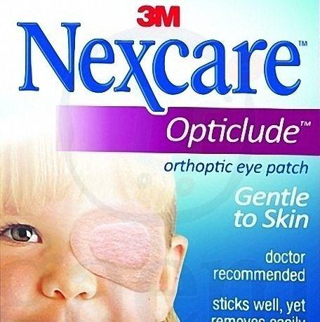 Jual Perban mata anak 3M Nexcare untuk menutupi mata sakit merah / iritasi - Brani Berkarya | Tokopedia